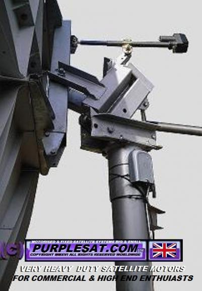 Channel Master Twin Axis Polarmount 1a