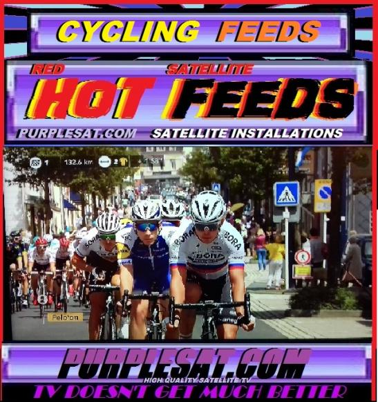 CYCLING FEEDS PURPLESAT