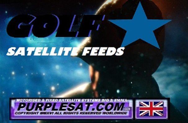 golf satellite feeds - purplesat