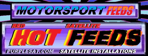 MOTORSPORT FEEDS ON SATELLITE PURPLESAT