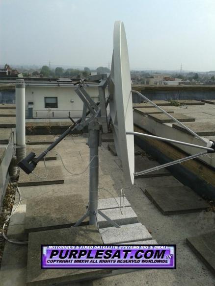 Nprm Roof Mount Baird Mounts Pxl 2 4 Trays 3 50 Quot O D X 3